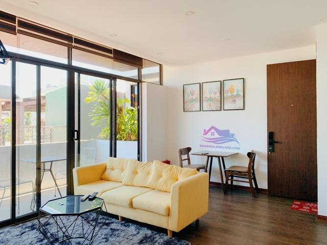Nature Apartment With Pool, Balcony, Near Vincom – A817