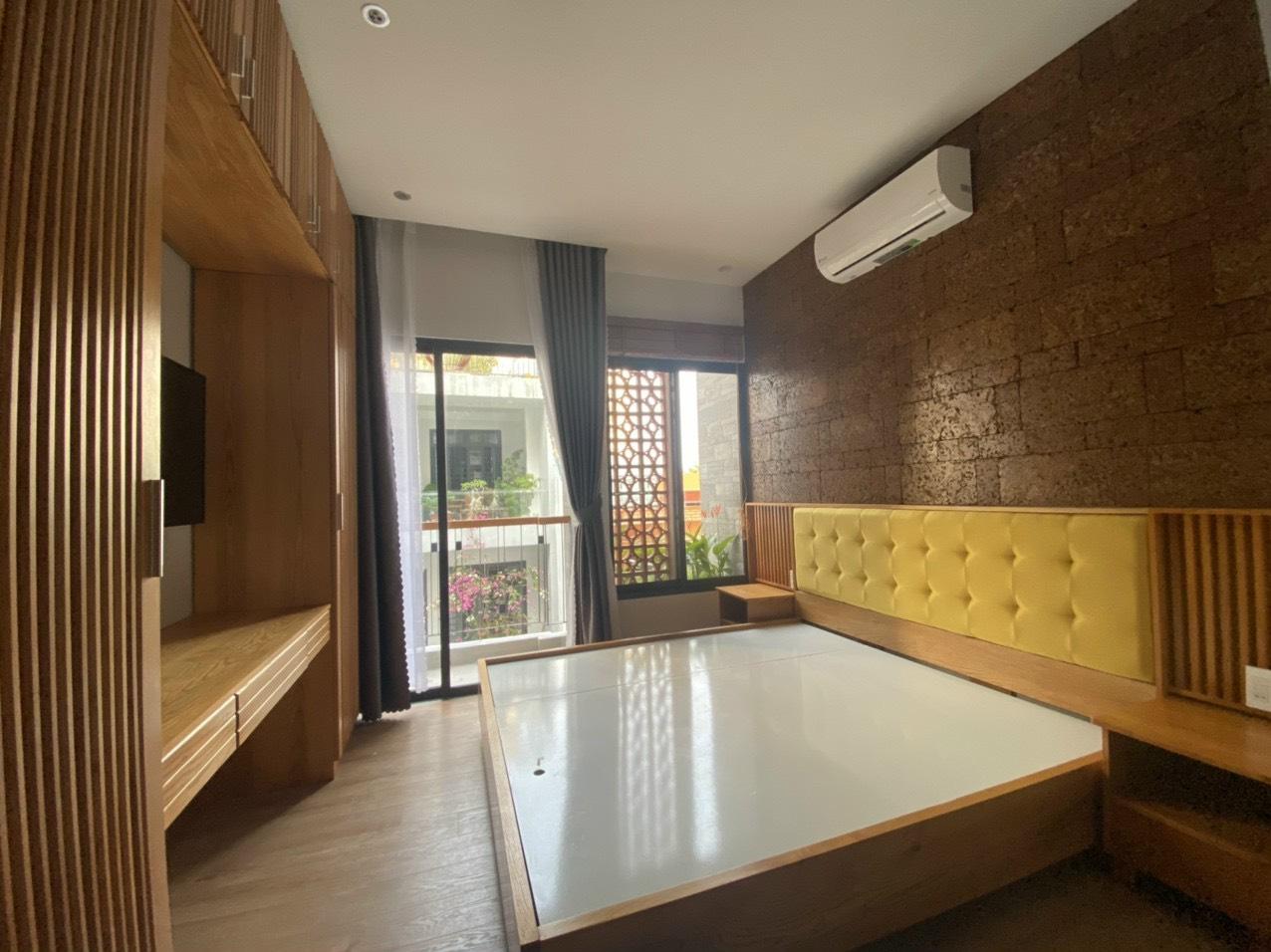 Lovely Studio apartment 35m2 near Nguyen Van Thoai – A887