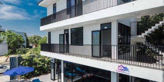 Luxury Pool Villa 9-bedroom near the river – B747