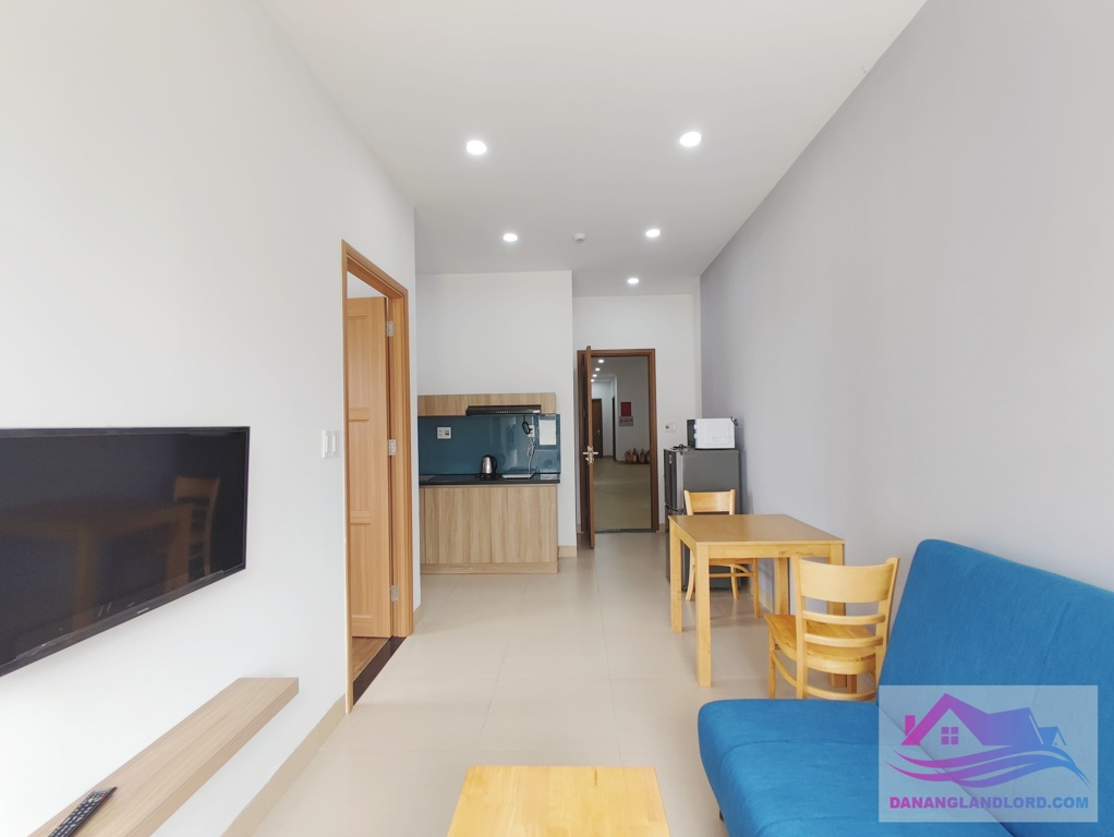 Cozy 1 bedroom apartment in My An, Da Nang – A783