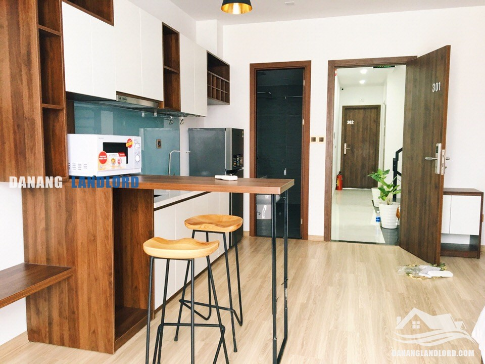 Nice Studio Apartment, Phuoc Truong area – A568