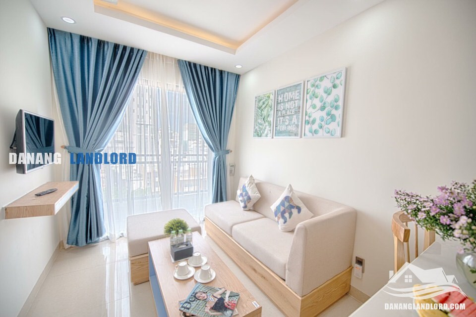 Lovely 2BR apartment in An Thuong area – A460