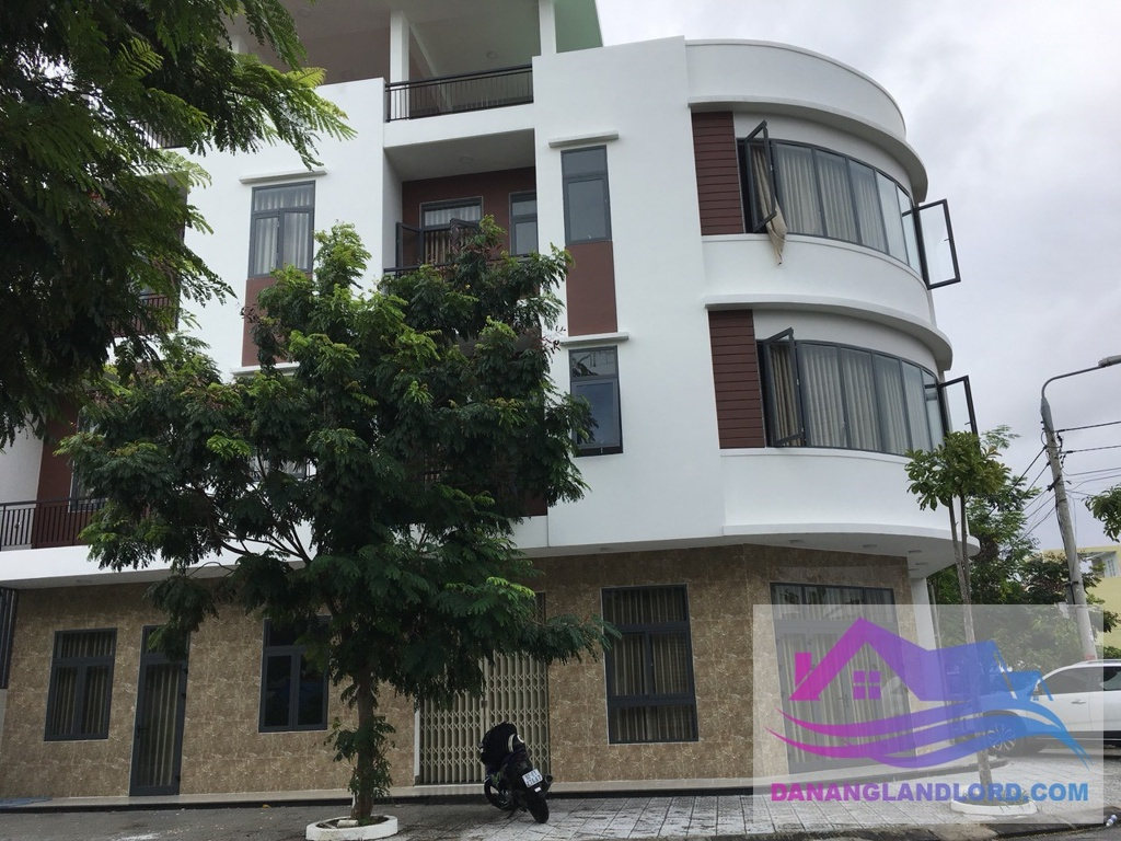 3-storey house with 7 bedrooms in Nam Viet A area – B755