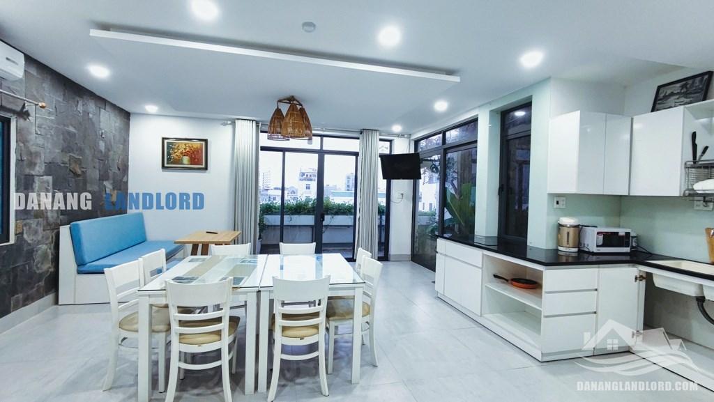 Penthouse Apartment 3BR in Bac My An, Da Nang – A771